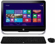 Моноблок HP ENVY 23-D101ER TouchSmart All-in-One (D2M80EA)